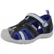 Pediped® Sahara Black/King Blue