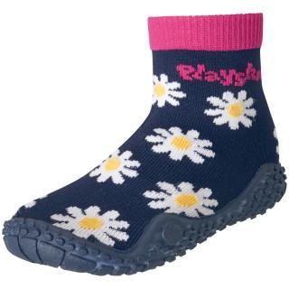 Чорапи с гумена подметка Daisy