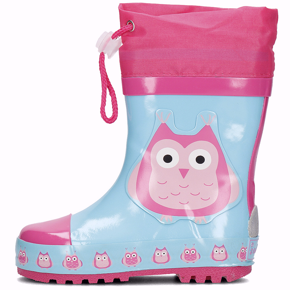 Детски гумени ботуши Pinky
