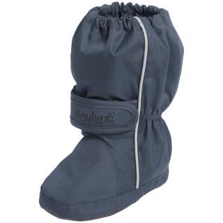 Сини термо-чорапени ботуши