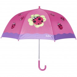 Детски чадър за момичета Ladybirds