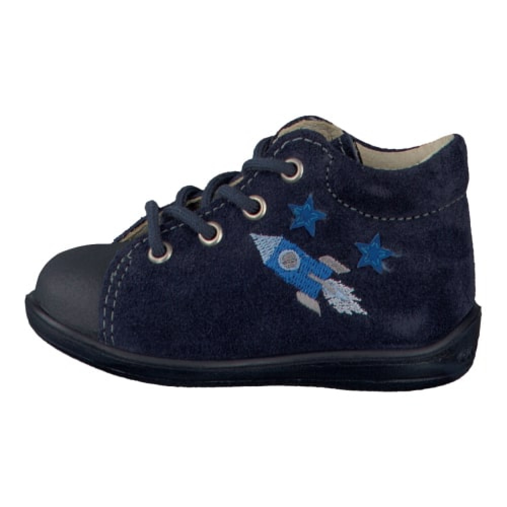 Велурени обувки Pepino by Ricosta Andy
