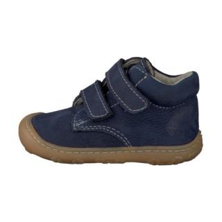 Сини кожени обувки Pepino by Ricosta Chrisy