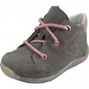 Сиво розови обувки с декорация клоун Pepino by Ricosta Uli