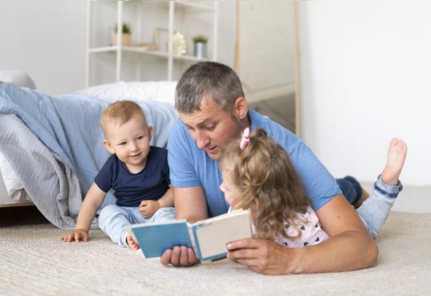 Как бебе на 11 месеца да чете книги