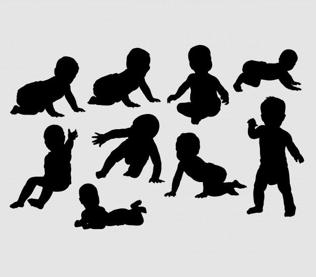 Упражнения спомагащи прохождането на бебе