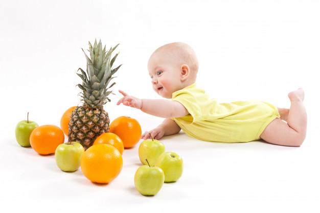 Най-добрите витамини за деца