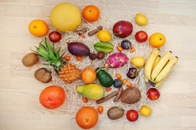 Мултивитамини от плодове за бебе