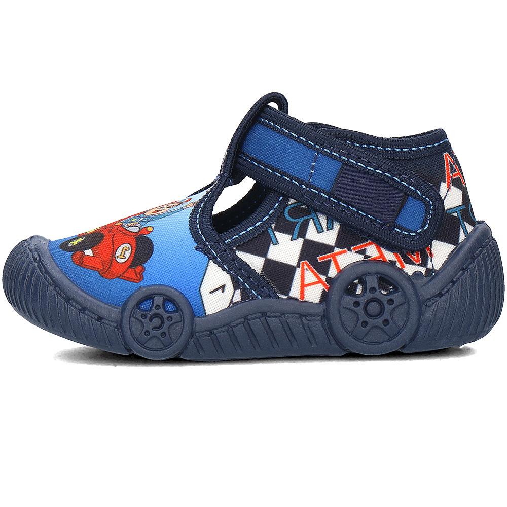 Най-предпочитания модел хубави детски  пантофи за момчета