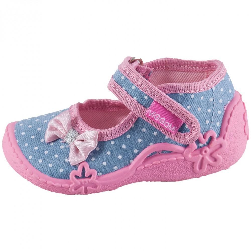 Какви хубави детски пантофи харесват момичетата